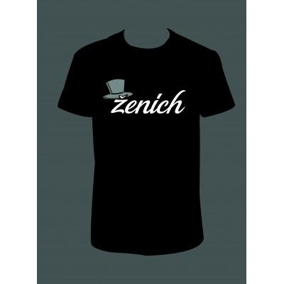 Pánské tričko - Ženich (cylindr)