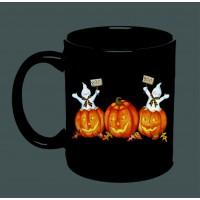 "Hrnek ""Dýně - Halloween"""