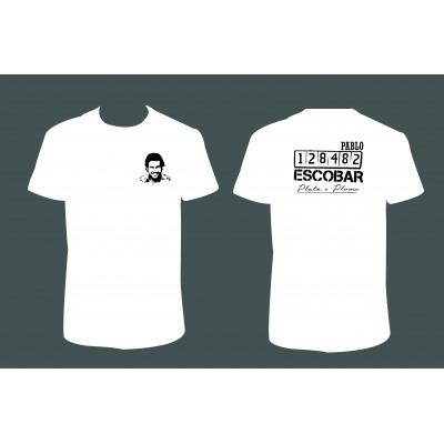 Pánské tričko - Pablo Escobar 2