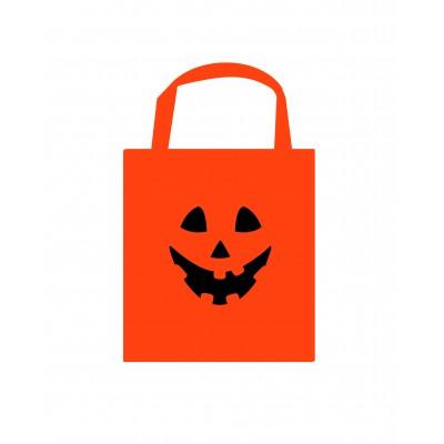 """Taška """"Halloween-dýně"""""""