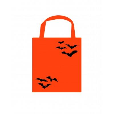 "Taška ""Halloween-netopýr"""