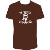 """Pánské tričko """"Nejlepší HOUBAŘ"""""""