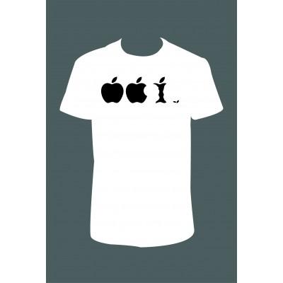 """Pánské tričko """"Apple evoluce"""""""