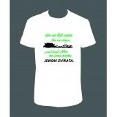 """Pánské tričko """"Noemova archa"""""""