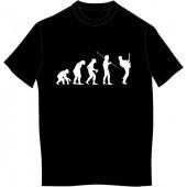 """Pánské tričko """"Evoluce"""""""