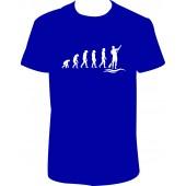 """Pánské tričko """"Evoluce vodák"""""""