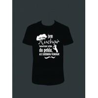 """Pánské tričko """"Jsem KUCHAŘ"""""""