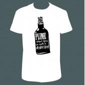 "Pánské tričko ""Pijme dokud žijem, po smrti se nenapijem!"""