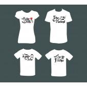 Rodinné trička