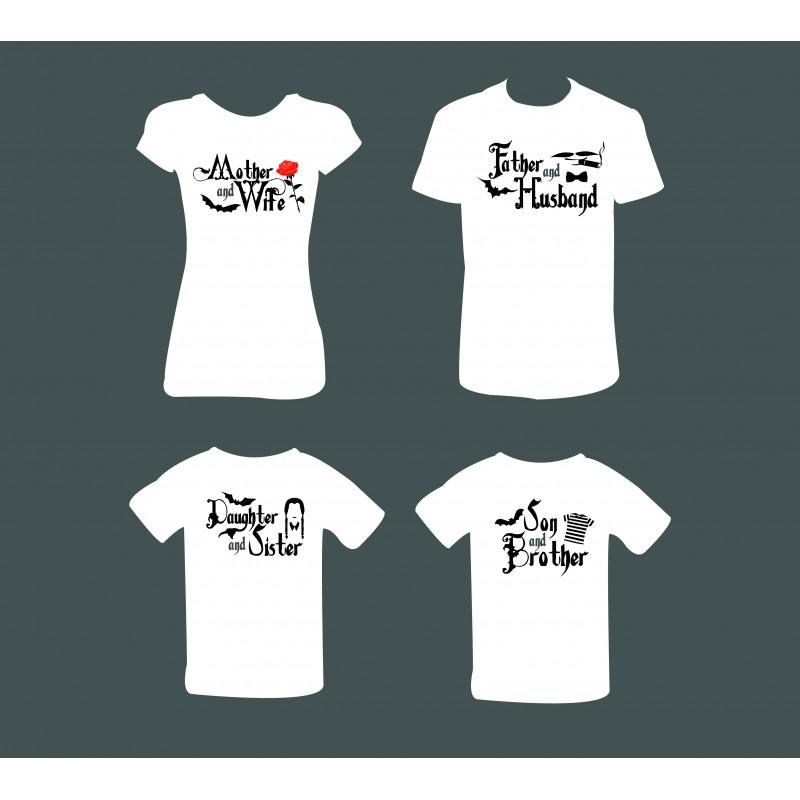 2cf6eb3306 Rodinné trička